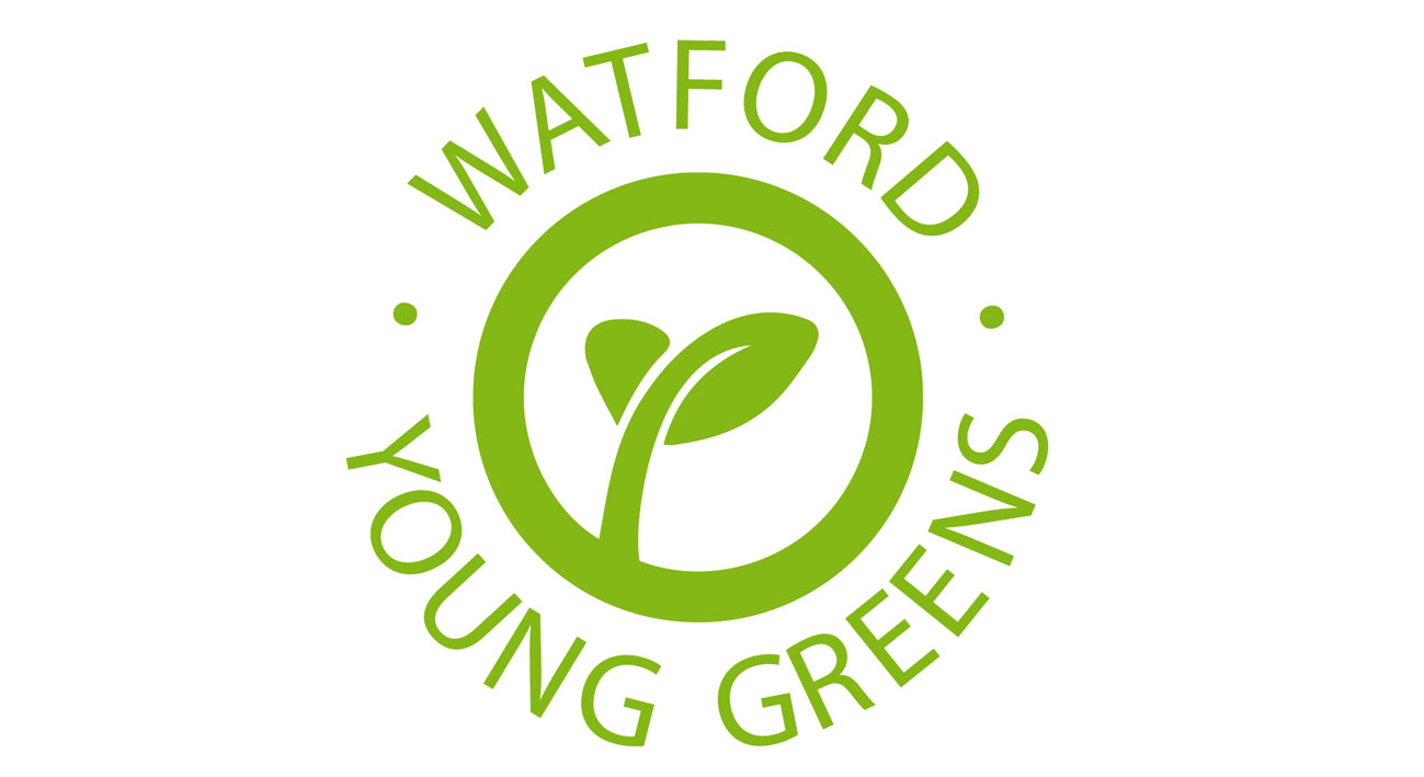 Join the Watford Young Greens - sign up to the newsletter